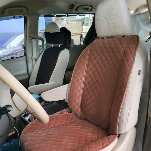 כיסויי מושבים לרכב